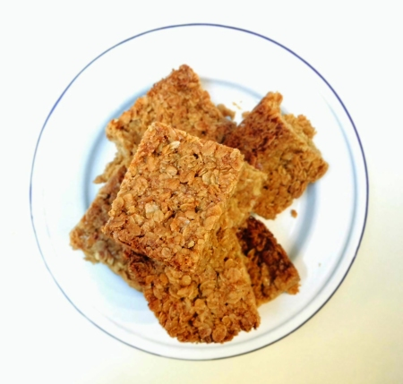 Lovely flapjacks
