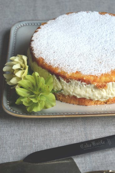 pear mpusse cake