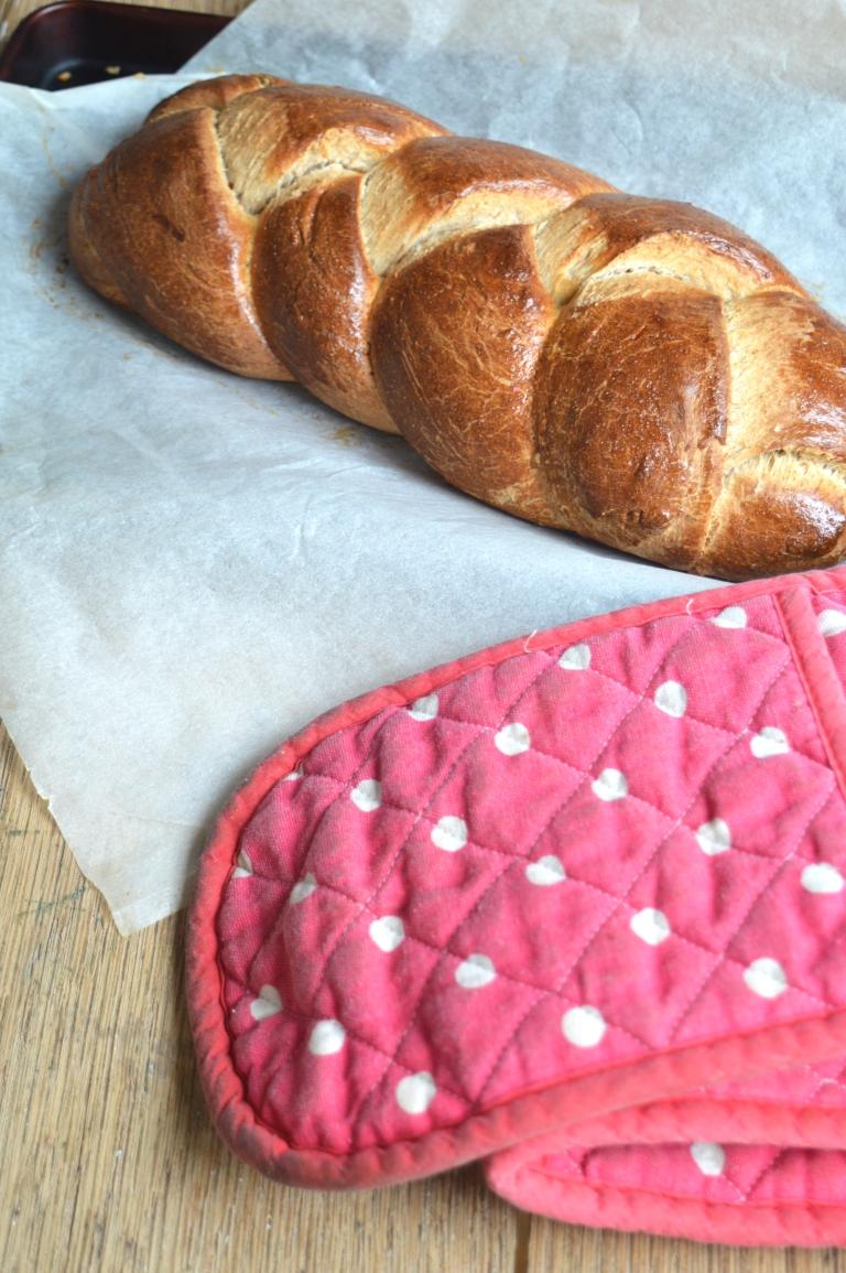 Yotam Ottolenghi enriched bread