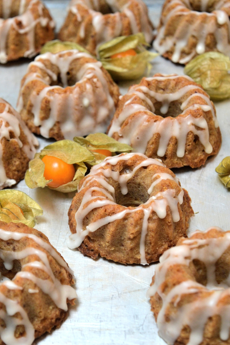 egg free spiced bundt