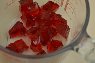 rhubarb and custard jelly